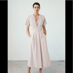 ISO Rachel Comey Ardent Jumpsuit 2 light pink